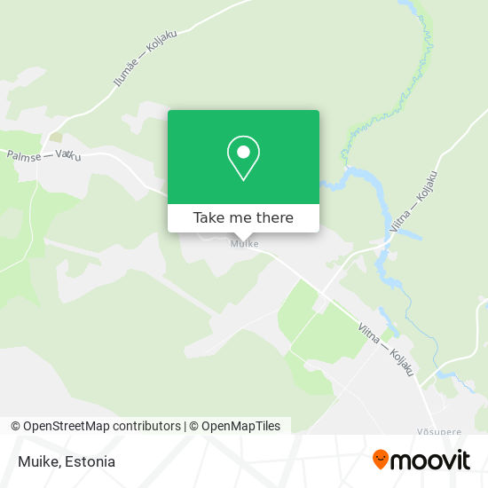 Muike map