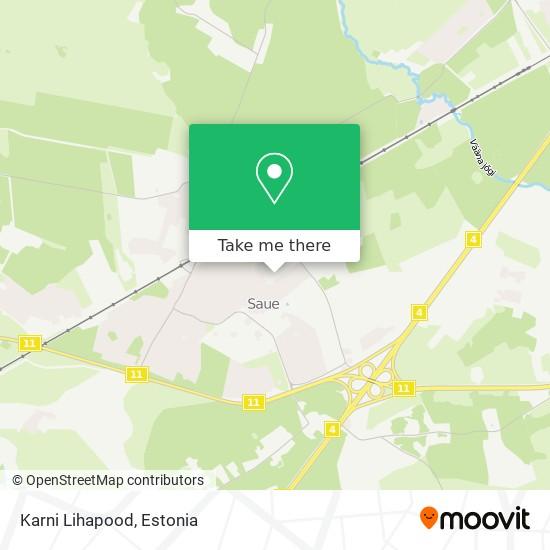 Karni Lihapood map