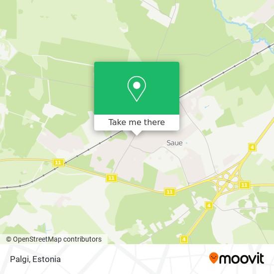 Palgi map
