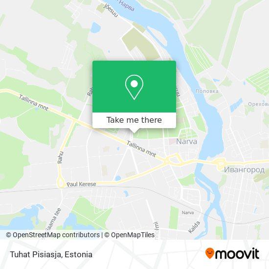 1000 Melotsei map