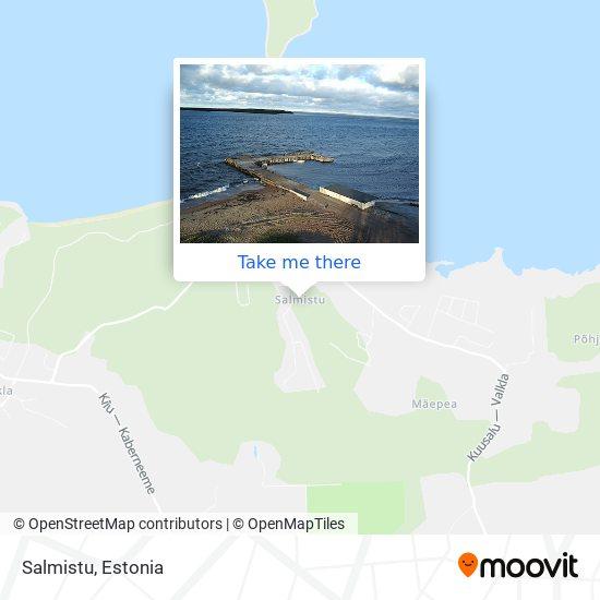 Salmistu map