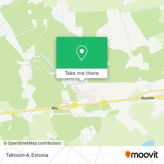 Tektoon-A map