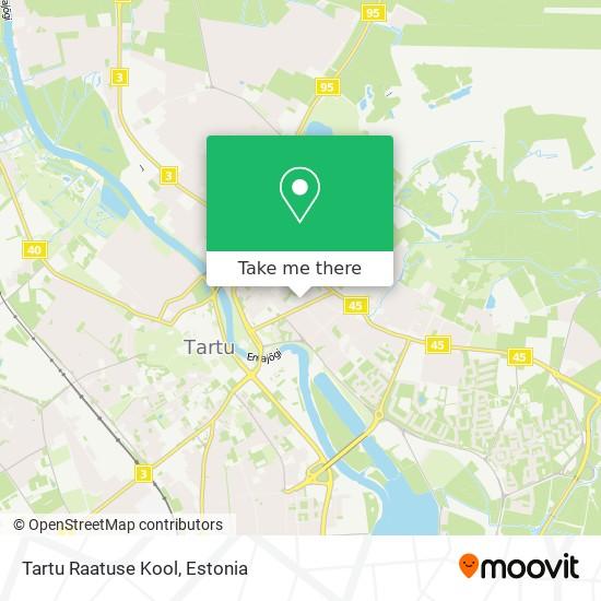 Tartu Raatuse Kool map