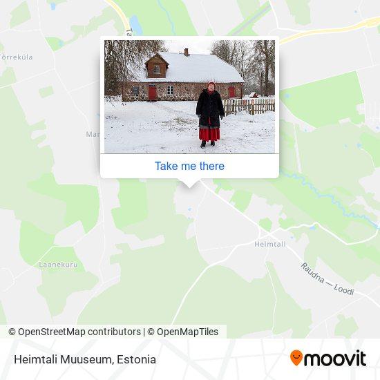 Heimtali Muuseum map