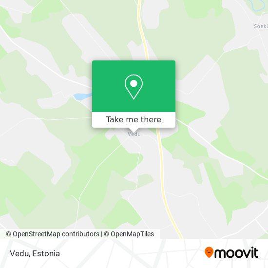 Vedu map