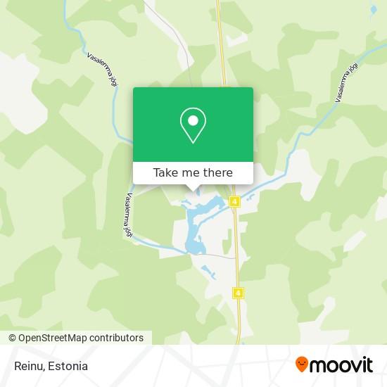 Reinu map
