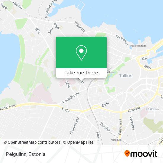 Telliskivi map