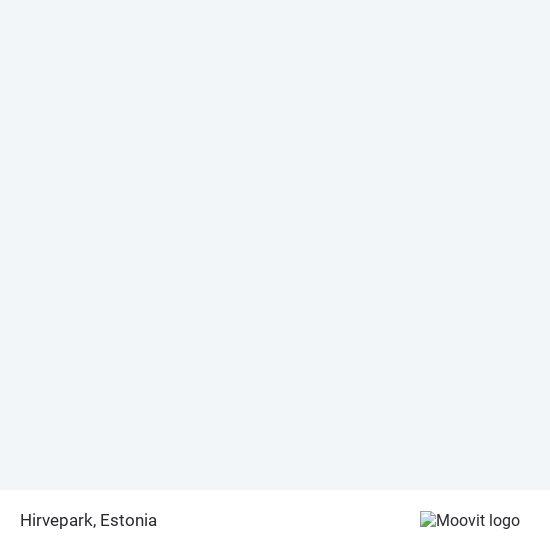 Hirvepark map