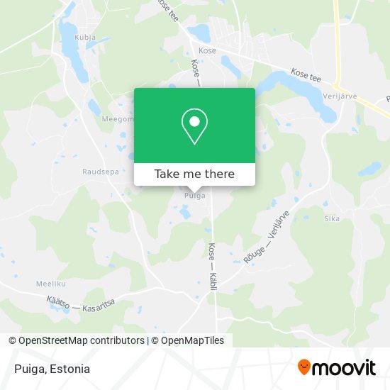 Puiga map