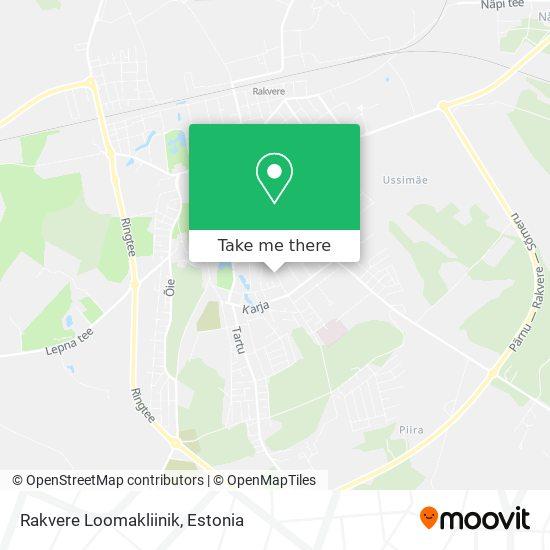 Rakvere Loomakliinik map