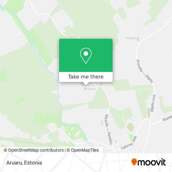Aruaru map