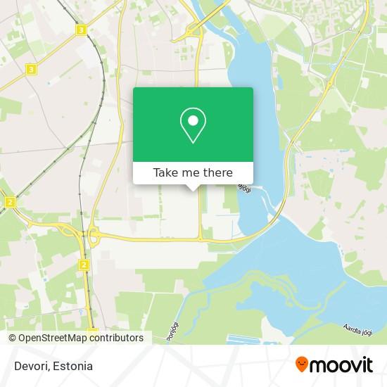 Devori map
