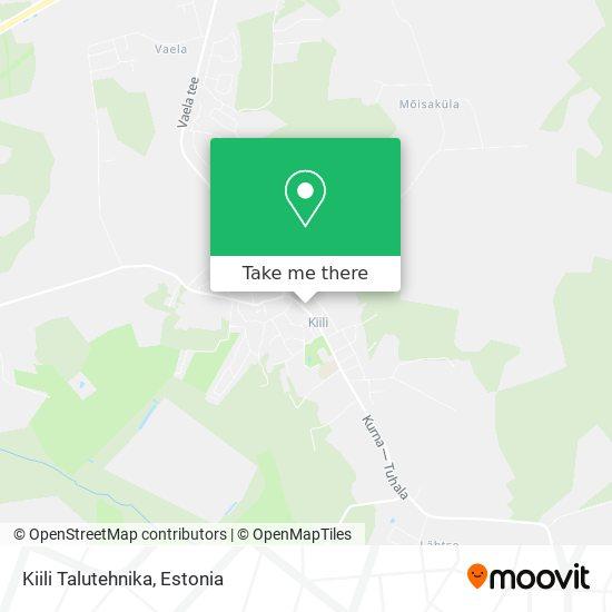 Kiili map