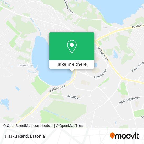 Harku map