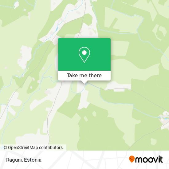 Raguni map