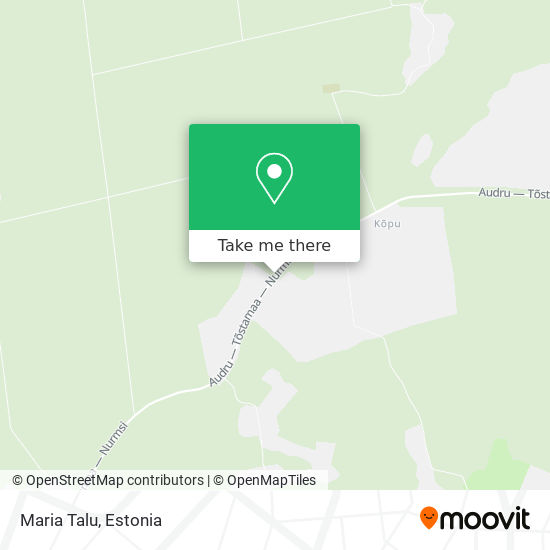 Maria Talu map