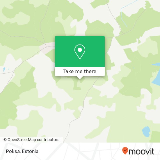 Poksa map