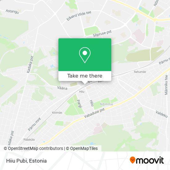 Hiiu Pubi map