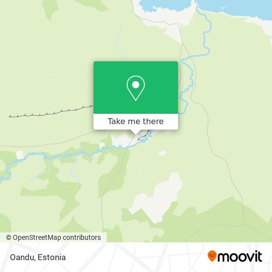 Oandu map