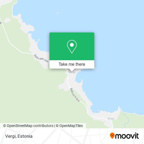Vergi map