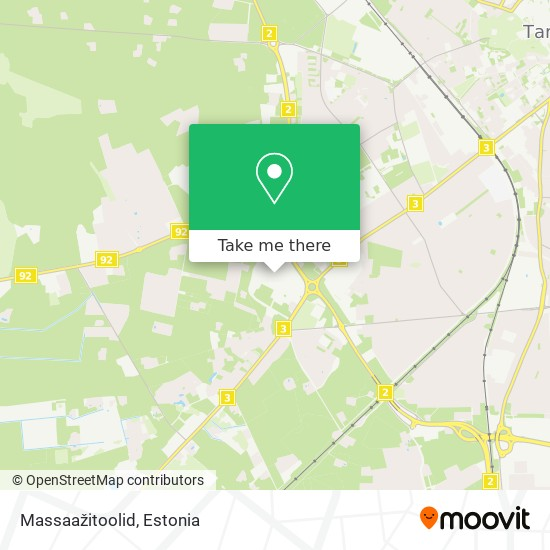 Massaažitoolid map