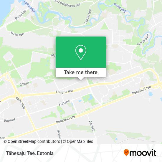 Tähesaju map