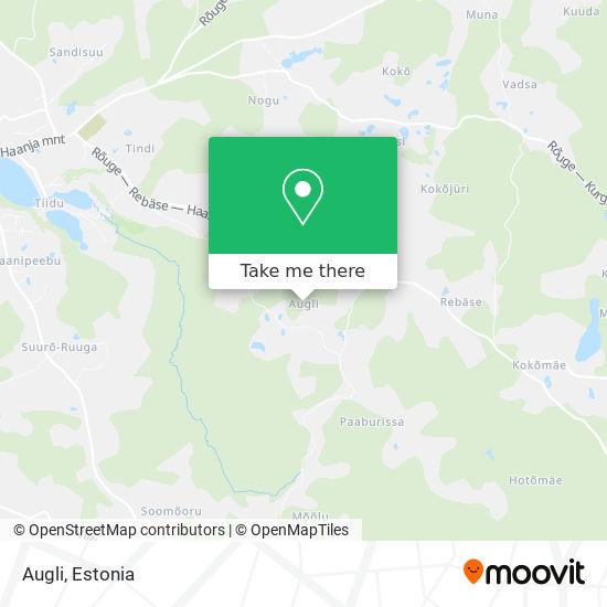 Augli map