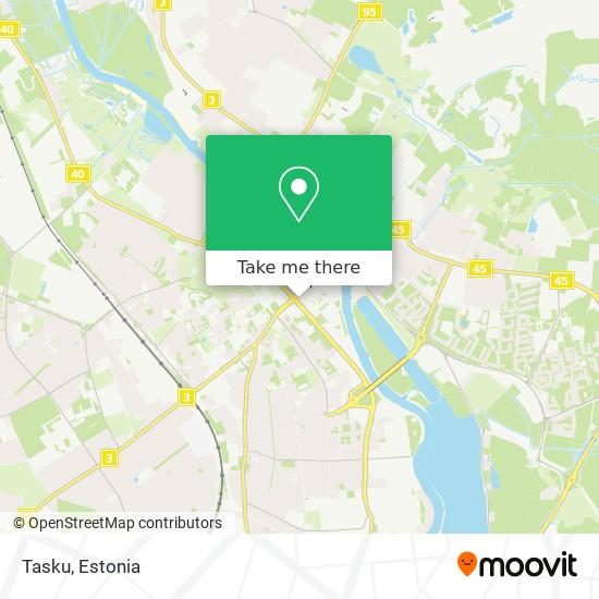 Tasku map