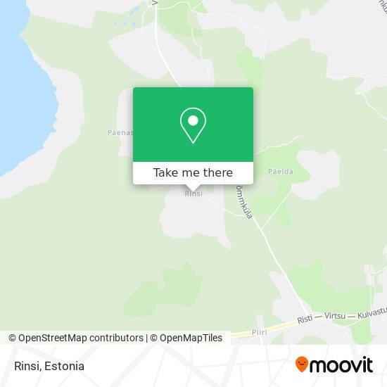 Rinsi map