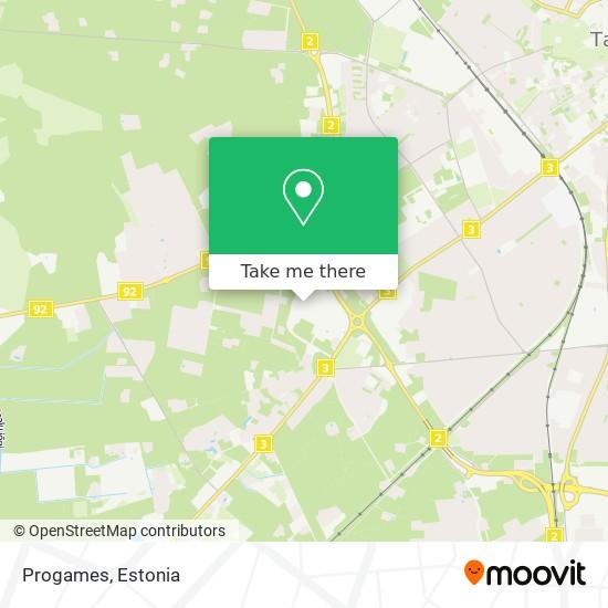 Progames map