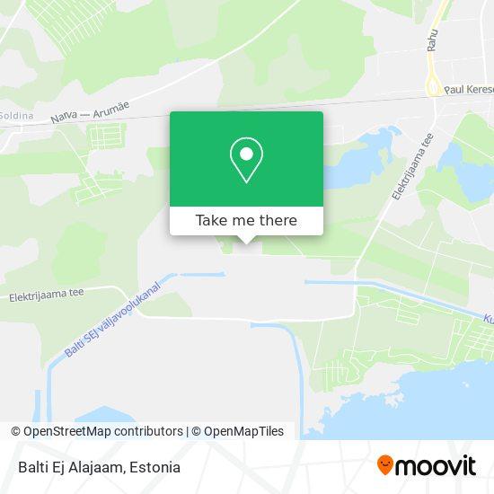 Balti Ej Alajaam map