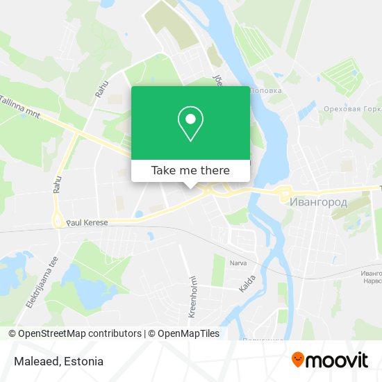 Maleaed map