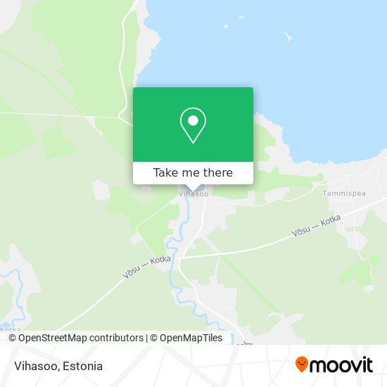 Vihasoo map