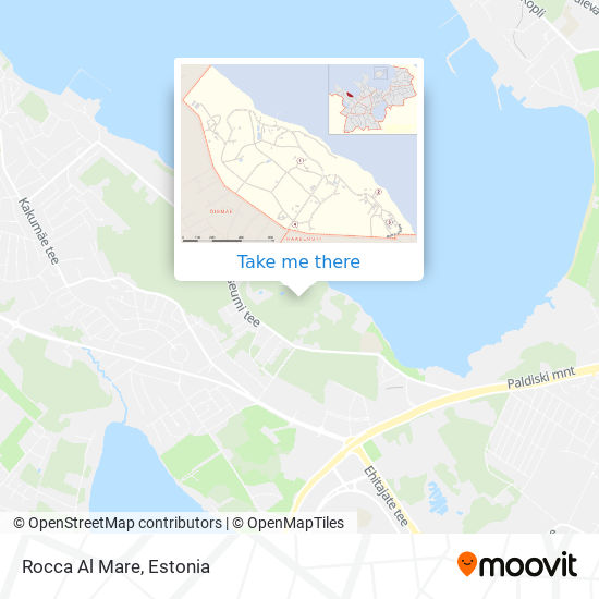 Rocca Al Mare map
