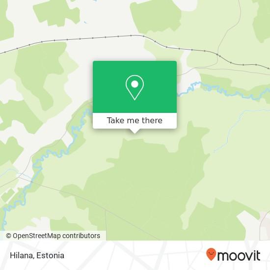 Карта Hilana