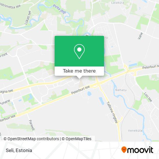 Seli map
