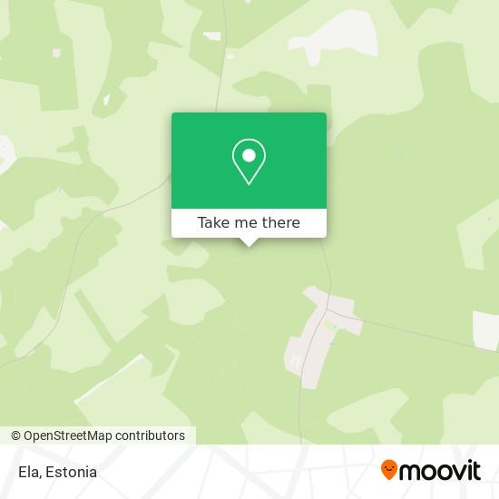 Ela map