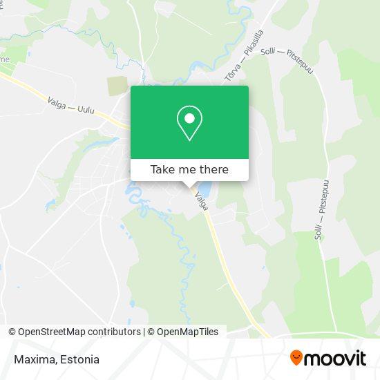 Maxima map