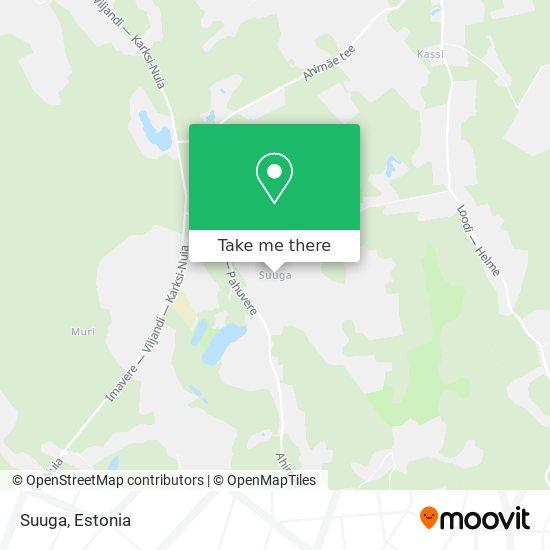 Suuga map