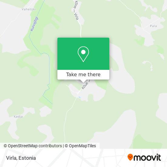Virla map