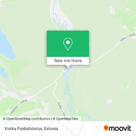 Kotka Puidutööstus map