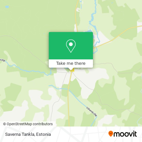 Saverna Tankla map