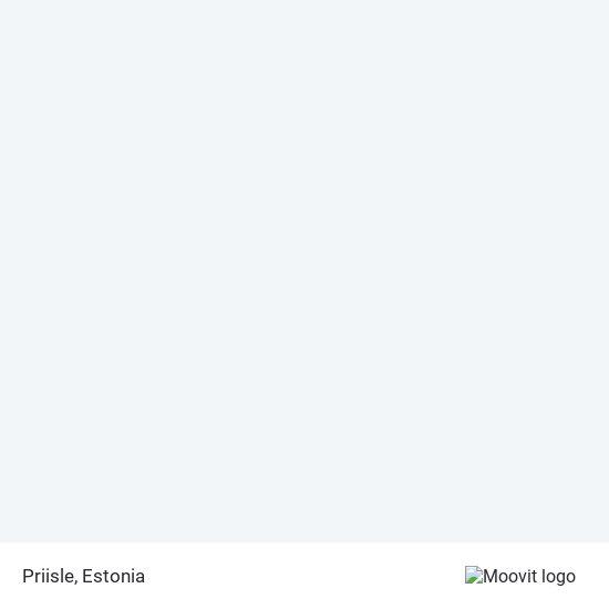 Priisle map