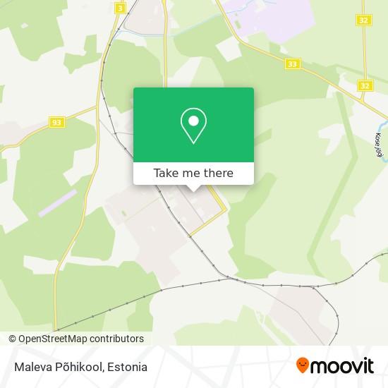 Maleva Põhikool map