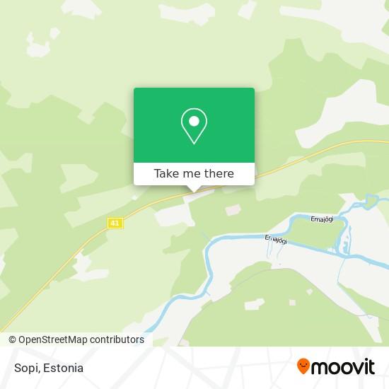 Sopi map