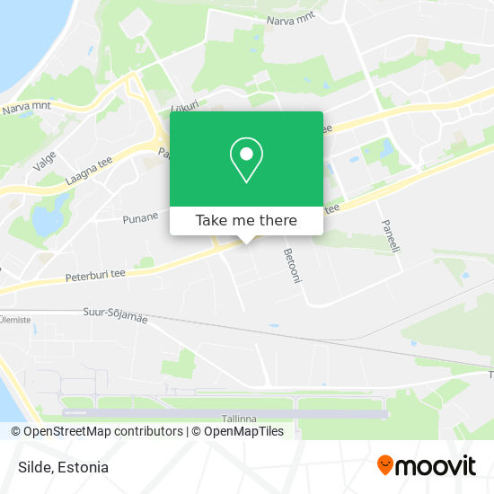 Silde map