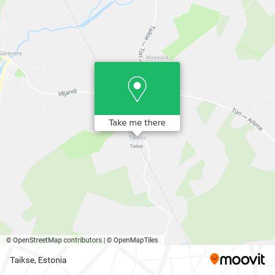Taikse map