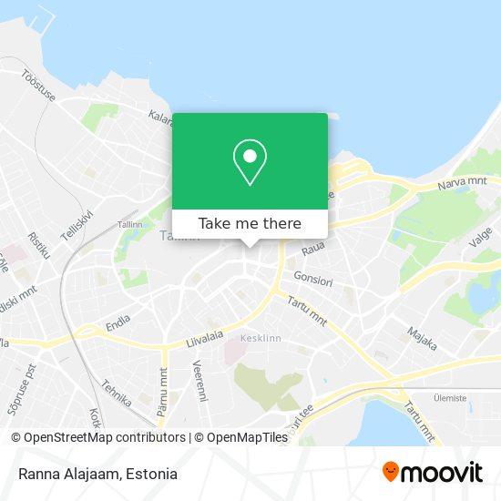 Ranna Alajaam map