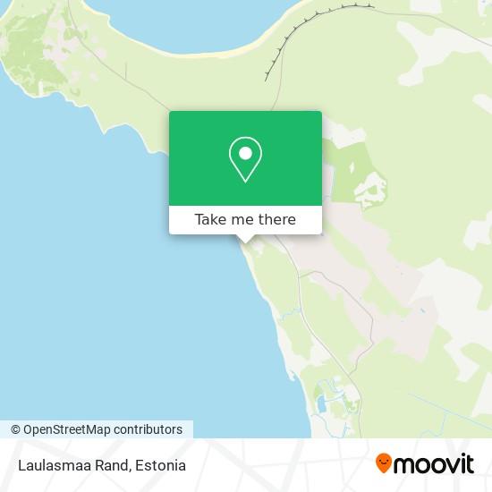 Laulasmaa Rand map