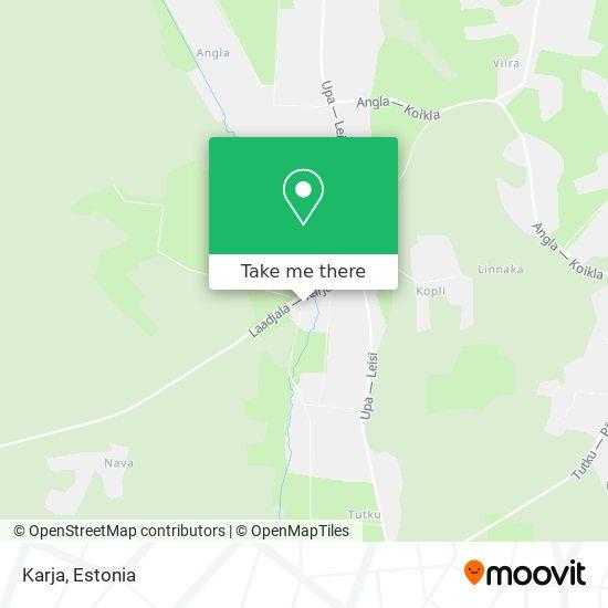 Karja map